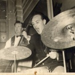 MART RODGER'S JAZZ ACES - ERIC B & DRUMMER