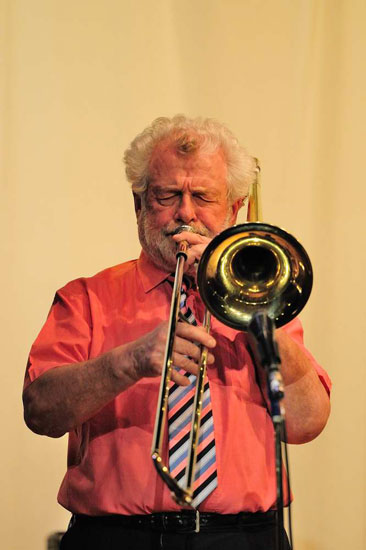 Eric Brierley – Trombone